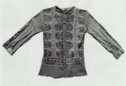 Jacket (silk and metal, knitting), Italy, 17th century, Museum of Fine Arts, Boston