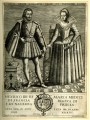 Henry IV and Maria de Medici 1610